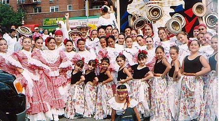 Northern Blvd. Hispanic Parade 2001